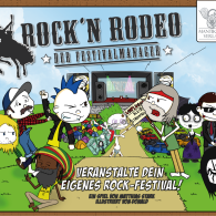 Rock'n'Rodeo Brettspiel